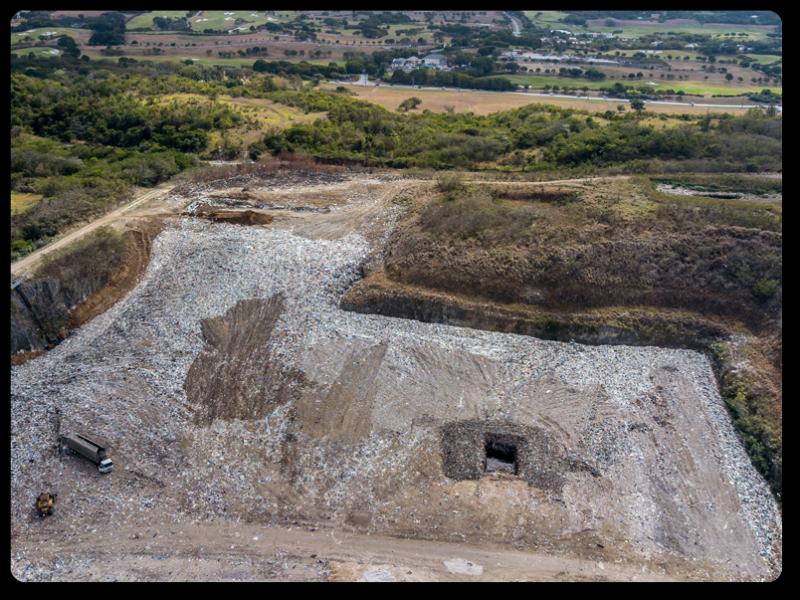 Barbados Landfill