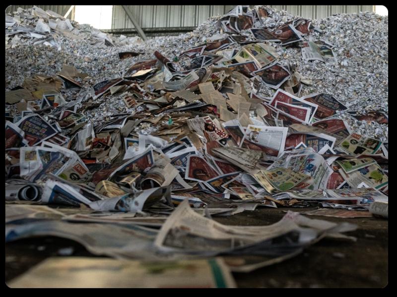 SBRC - Recycling paper