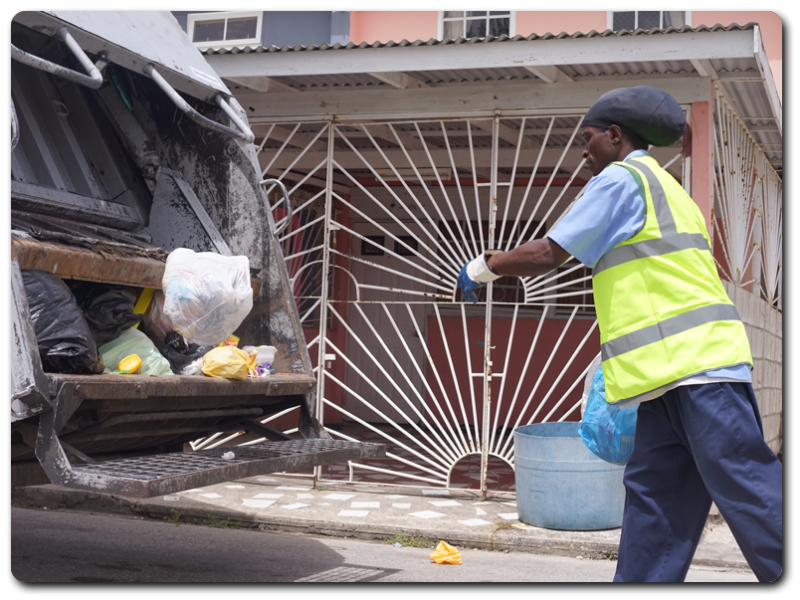 Barbados waste management